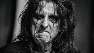 Alice Cooper Asked About Rockstars Foraying Into Politics- His Response Is Perfect