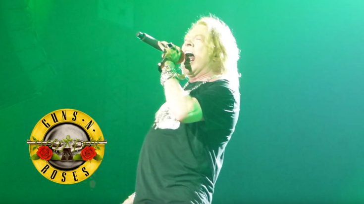 You Now Have A Front Row Ticket To See GNR Perform 'Welcome To The Jungle'! | Society Of Rock Videos