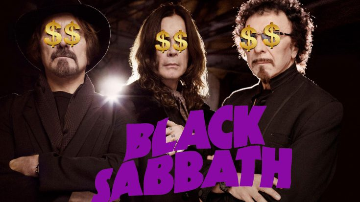 5 Things We'd Rather Spend $1,500 On Than A Black Sabbath VIP Ticket! | Society Of Rock Videos