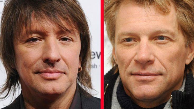 After 3 Years Of Silence, Richie Sambora's Got Words For Jon Bon Jovi | Society Of Rock Videos
