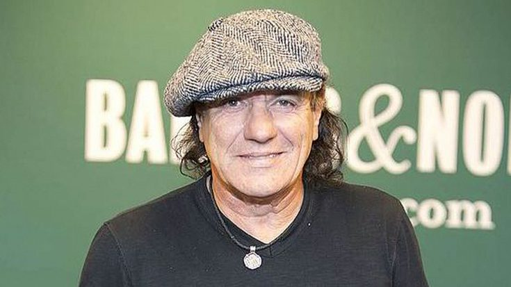 AC/DC's Very Own Brian Johnson Was Just Named The First Ever… | Society Of Rock Videos