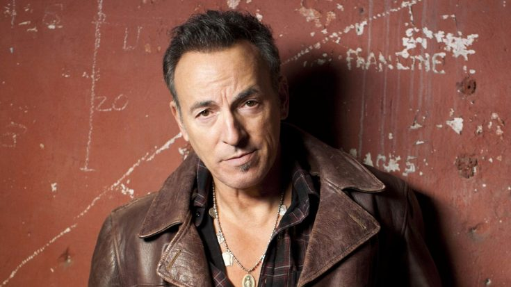 """""""Unnerving"""" Is The Word That Best Describes What Bruce Springsteen Just Wrote To His Fans…   Society Of Rock Videos"""