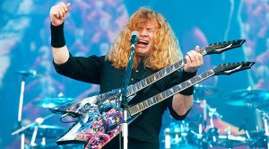 Dave Mustaine Is Having A Party For His 55th Birthday, And You're Invited!