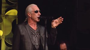 Dee Snider Sings 'We're Not Gonna Take It' On Stage, But The Message Behind It Is Truly Powerful!