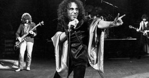 Dio Debuts As Hologram, Gets The Chance To Rock Again One Last Time