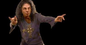Pro Shot Footage Of Ronnie James Dio's Hologram Performance Emerges, And It Absolutely Rocks
