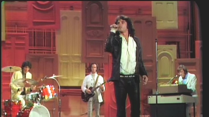 In 1967, The Doors Sparked Controversy On The Ed Sullivan Show When They Crossed The Line… | Society Of Rock Videos