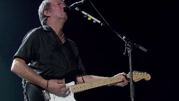 "Eric Clapton Is Far From Finished As He Premieres New Video For ""Motherless Children,"" Live In San Diego 