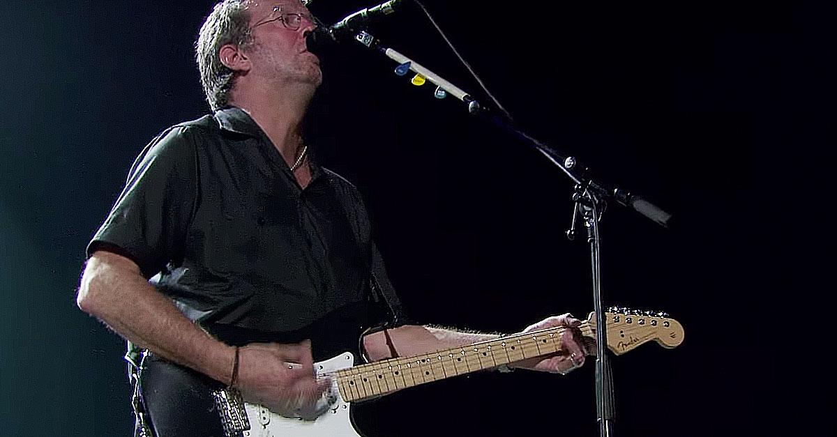 H Motherless Eric Clapton Is...