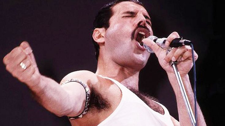 "Freddie Mercury's Isolated Vocals On ""Bohemian Rhapsody"" Proves His Voice Was One Of A Kind 