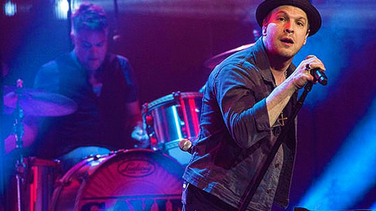 """Gavin DeGraw Opens Tour With Epic """"Hey Jude"""" Singalong, But Wait 'Til You See His Special Guest! 