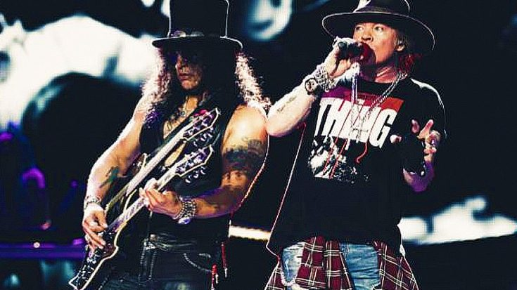 Guns N' Roses Crank It Way, Way Up For Long Awaited Hometown Show | Society Of Rock Videos
