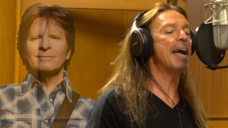 """This Guy Figured Out How To """"Sound"""" Like John Fogerty- Now You Can Try It Too 