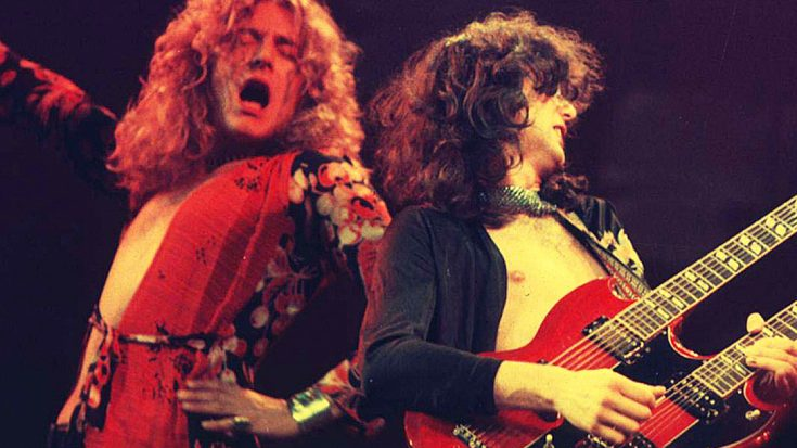 Led Zeppelin Just Released The Holy Grail Of Unreleased ...