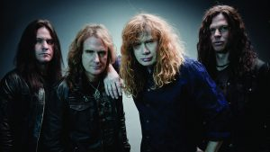Fan Robbed and Stabbed At Megadeth Concert – Band Acts Quickly