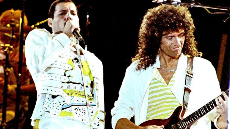 "32 Years Ago: Fans Hear Freddie Mercury Sing ""Bohemian Rhapsody"" For The Last Time | Society Of Rock Videos"