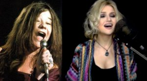"She Tries To Imitate Janis Joplin ""Piece Of My Heart""- And She's Actually Pretty Good"