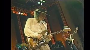 Gone But Not Forgotten   Stevie Ray Vaughan Nails 'Voodoo Child' To Perfection!