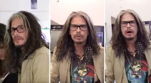Awkward: Steven Tyler Asked How He Feels About Popular 'Bro' Country Singer