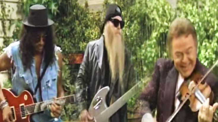 Slash, Dusty Hill, And Many More All Share This Hilarious TV Moment That You Have To See! | Society Of Rock Videos