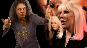 Wendy Dio Has Finally Given Her Real Thoughts On Ronnie James Dio's Hologram!