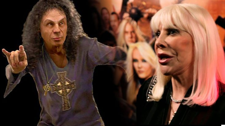 Wendy Dio Has Finally Given Her Real Thoughts On Ronnie James Dio's Hologram!    Society