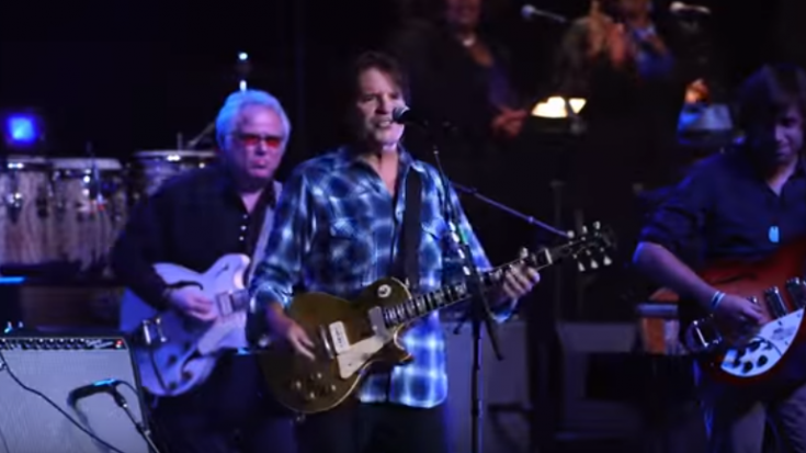John Fogerty Brings Down The House With His 'New Orleans' Cover | Society Of Rock Videos
