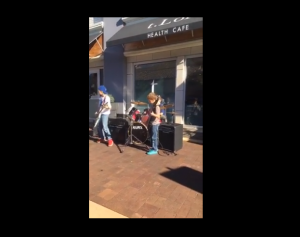 3 Kids Absolutely Crush Metallica Cover