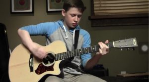13-Year Old Kid Guitarist Covering Stevie Ray Vaughan Will Make Your Jaw Drop