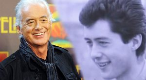 Rare, Exclusive Footage Of Jimmy Page's First Interview— He Was Only 19 Years-Old!
