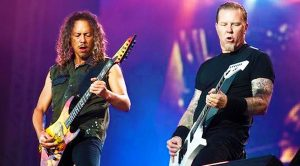 Metallica Send Crowd Into A Frenzy With Epic, First Live Performance Of New Single!