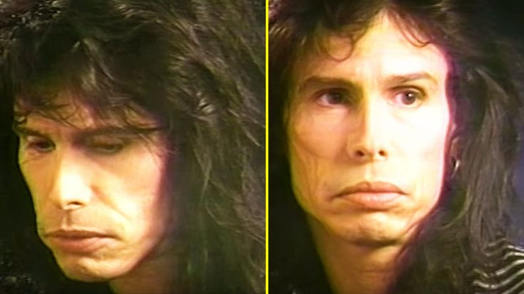 Steven Tyler Reveals The Horrific Tragedy That Convinced Him To Quit His Drug Use | Society Of Rock Videos