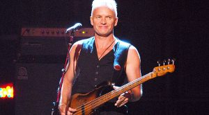 Sting's Beautiful New Tribute Song To Fallen Musicians Will Bring A Tear To Your Eye