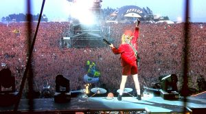 Over 70,000 People Watched As AC/DC Made History Live In Donington Park 1991