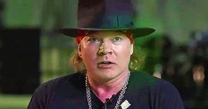 Bad News For Axl Rose – He's Being Sued By A Former Bandmate, But Not Who You'd Expect