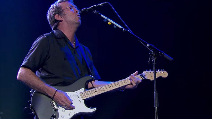 Eric Clapton Says He Won't Play Venues That Require Vaccination   Society Of Rock Videos