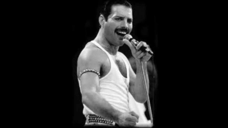 """Listen To Freddie Mercury's Vocals Only """"Bohemian Rhapsody"""