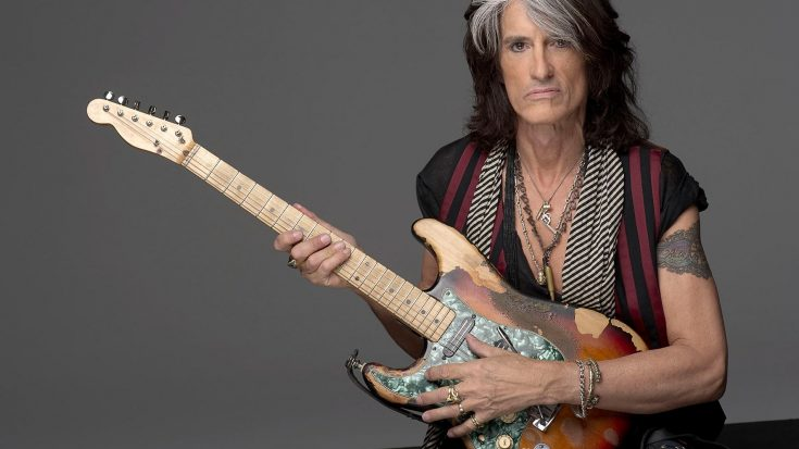 Joe Perry's Solo Album Finally Complete – Several Rock Legends To Be Featured | Society Of Rock Videos
