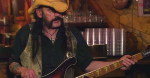 Lemmy Kilmister Sits Down For One Of His Last Interviews And In True Lemmy Fashion, It's A Good One