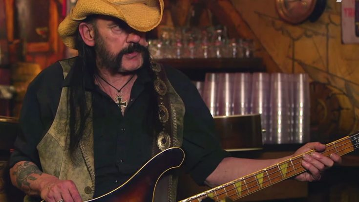 Lemmy Kilmister Sits Down For One Of His Last Interviews And In True Lemmy Fashion, It's A Good One | Society Of Rock Videos