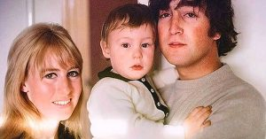 A Kinder, Gentler John Lennon Shines Through In Never Before Seen Lennon Family Photos (PHOTOS)