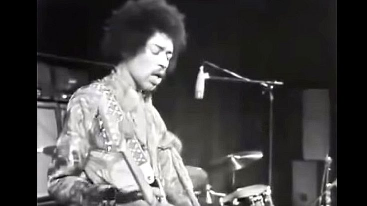 See Where It All Began! Jimi Hendrix Performs Voodoo Child Live In 1969 | Society Of Rock Videos