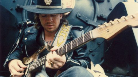 7 Badass Tattoos If You're Slightly Obsessed With Stevie Ray Vaughan | Society Of Rock Videos