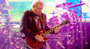 Rush's Alex Lifeson Releases Two New Solo Songs