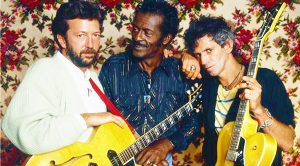 Chuck Berry Rings In Another Year With Epic Jam Session Featuring Eric Clapton And Keith Richards!