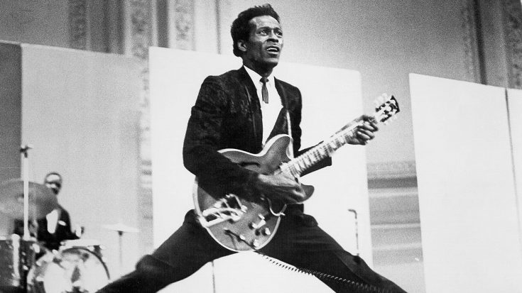 Chuck Berry Celebrates 90th Birthday By Sharing Incredible News! | Society Of Rock Videos