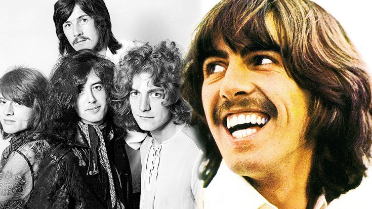 The Beatles Polska: George Harrison i Mick Jagger skrytykowali debiut Led Zeppelin