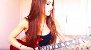 Jess Greenberg Channels Hendrix In This Amazing Cover Of 'Voodoo Child'—That Solo Was Unreal!