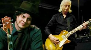 "Jimmy Page Schools Two Other Legendary Guitarists On How To Play ""Whole Lotta Love""!"