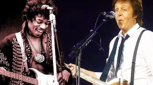 Paul McCartney Stops Concert To Share Hilarious, Untold Story About Jimi Hendrix And Eric Clapton!